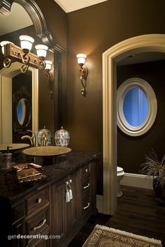 master Bathroom design