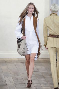 Ralph Lauren at New York Fashion Week Spring 2011 - Runway Photos