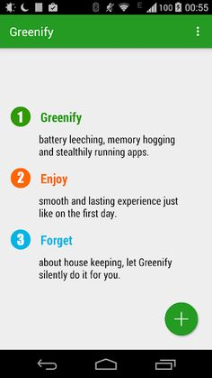 Greenify V4 3 2 0 Build 43200 Mod Lite Android Applications Paid Apk Push Messages Messaging App Instant Messaging