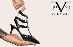 brands4U.sk  #versace #1969 #shoes
