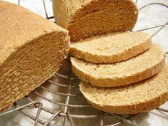お手軽もっちりライ麦100%*ドイツパン