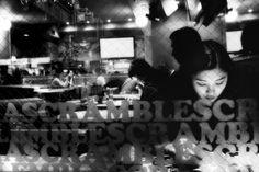 Cafe by Tatsuo Suzuki