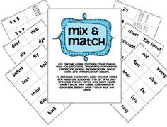 Freebie activity with cards for synonyms, antonyms, compound words, homophones, common/proper nouns, plus multiplication and place value where students walk and find their partners.