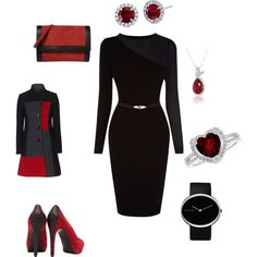 """Law School Student"" by jen-rose-reiter-smith on Polyvore"