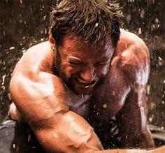 Hot Guy Sexy Man Handsome Gods God Hugh Jackman Wolverine