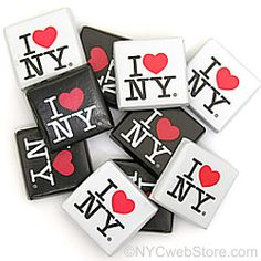 New York City Gifts and Souvenirs, Party Favors and Supplies,    NYC chocolate