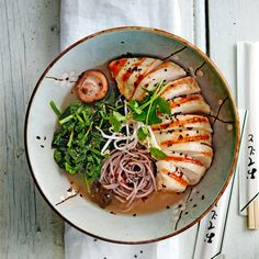 Ramen-fans opgelet: dit weekend is het Ramen festival Asian Dinner Recipes, Asian Recipes, Healthy Recipes, Ethnic Recipes, I Love Food, Good Food, Yummy Food, Tasty, Sashimi