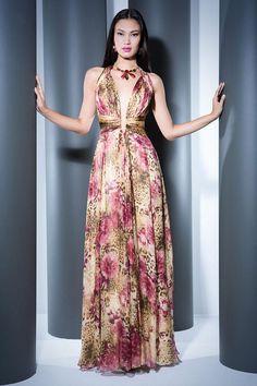 Confira as fotos da coleção Moda Festa   Arthur Caliman - Vestido de festa