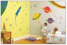 Creative Kids Room Paint Ideas