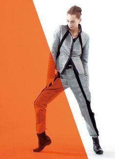 Issey Miyake Ad Campaign Fall/Winter 2013/2014