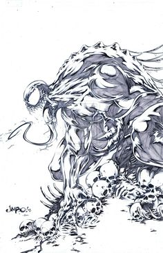 Venom by ~demitri12jim on deviantART
