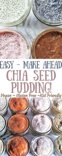Healthy, vegan, and gluten free chia pudding made easy … Sponsored Sponsored Easy chia seed pudding! Healthy, vegan, and gluten free chia pudding made easy in a blender. Meal prep for breakfast and grab and go… Continue Reading → Whole Foods, Whole Food Recipes, Cooking Recipes, Dinner Recipes, Chocolate Chia Pudding, Keto Chia Pudding, Chai Seed Pudding, Chia Seed Pudding Healthy, Chia Seed Diet