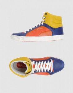 26d785081817b ALEXANDER MCQUEEN PUMA FOOTWEAR High-top Sneakers MEN On YOOX.COM by  ALEXANDER MCQUEEN PUMA  AlexanderMcQueen