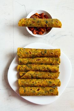 Everyone's favourite - Methi Thepla
