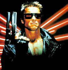 Desktop Wallpaper-s > Movies > The Terminator, Arnold Schwarzenegger, Michael Biehn, Linda Hamilton Terminator Genesis, Terminator 1984, Terminator Movies, 80s Movies, Action Movies, Great Movies, Awesome Movies, Horror Movies, James Cameron