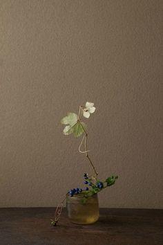 L'âme des fleurs. Ikebana