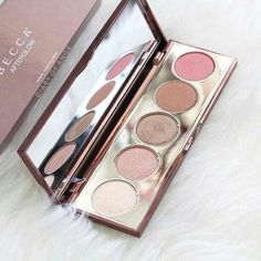 this palette is so cute //  #makeup