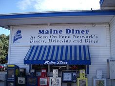 Our favorite Diner - Lobster pie!!! Maine Diner - Wells, Maine - Excellent Lobster Rolls