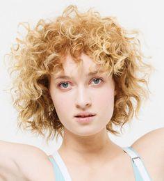 How-to: Create a Halo of Curls TIGI #texture #curls  |  ModernSalon.com