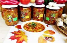 Canning Recipes, Saveur, Fresh Rolls, Salsa, Food And Drink, Healthy Recipes, Healthy Food, Ethnic Recipes, Traditional