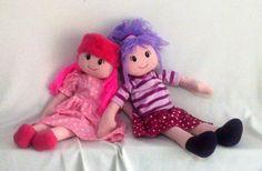 Handmade soft doll /plush doll