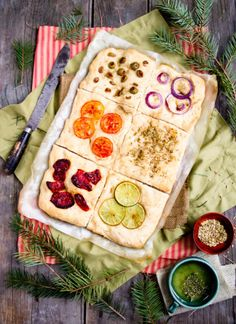 Pinner writes...On Pizza Night, we take plain old Jiffy Pizza Crust mix, stir it up, and flatten it on an oiled cookie sheet.  You can pre-cut the pizza crust into sections, and have different toppings, even different sauces.  Cheap, quick, and easy.