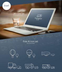 Free-Transport-Icons
