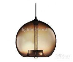 Wholesale Pendant Lamps - Buy Modern Niche Stamen Pendant Light Glass Pendant Light Chandelier Living Room Light Dia 12, $195.65 | DHgate