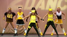Watch the Group Dance video: Straight Outta Pittsburgh - Dance Moms Dance Moms Facts, Dance Moms Girls, Dance Moms Videos, Dance Moms Costumes, Dance Outfits, Dance Moms Full Episodes, Dance Moms Season 6, Kendall, Chloe
