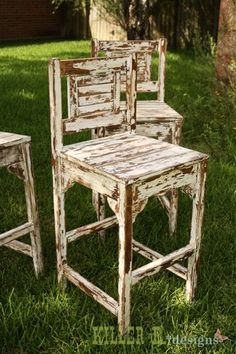 Ana-White.com   Build a Vintage Bar Stool   Free and Easy DIY Project and Furniture Plans