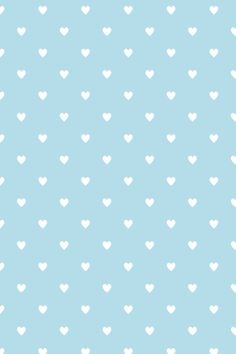 Polkadot hearts #iPhone4 #Wallpaper