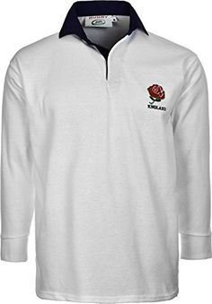 Active Wear ENGLAND RUGBY SHIRTS WITHN EMBROUDRY LOGO SIZE S,M,L,XL,2XL (XL, WHITE /NAVY COLOUR) ENGLND RUGBY HIRTS WITH EMBROIDED LOGOS ENGLAND RUGBY TEAM COLOURS FABRIC-100% ACRYLIC FULL SLEEVE BRITISH STANDARD SIZE MADE IN UK (Barcode EAN = 5053361018134). http://www.comparestoreprices.co.uk/december-2016-5/active-wear-england-rugby-shirts-withn-embroudry-logo-size-s-m-l-xl-2xl-xl-white-navy-colour-.asp