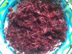 Zdravá cvikla - recept   Varecha.sk Cabbage, Beef, Vegetables, Food, Meat, Essen, Cabbages, Vegetable Recipes, Meals