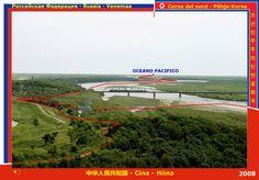 Confini amministrativi - Riigipiirid - Political borders - 国境 - 边界: 2008 CN-KP-RU Hiina-Põhja-Korea-Venemaa Cina-Corea...