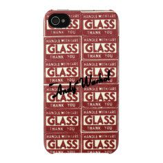 iPhone 4/4S Snap Case Glass, $23.20, now featured on Fab.