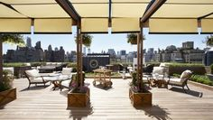 The Surrey NYC #rooftop #bar