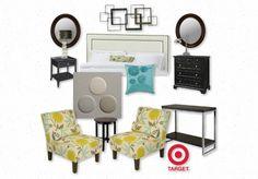 Target Master bedroom by houseofhepworths | Olioboard