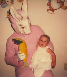 Scary Easter Bunny Pictures,