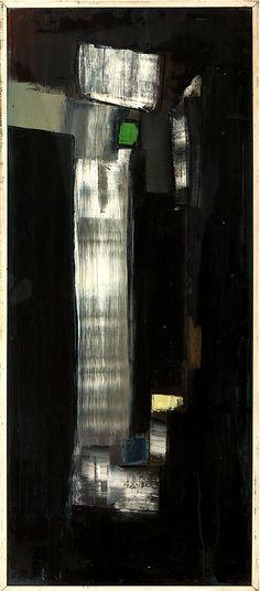 Robert Sadler, 'Composition I', modern British abstract art