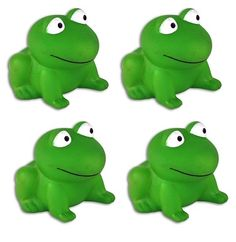 SQUEAKING FROGS