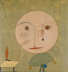Afbeelding Paul Klee - Irrung auf Grün 1939