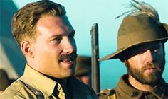 Jai Courtney Colonel Hughes The Water Diviner
