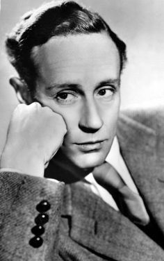 Leslie Howard 1893-1943, reputedly involved with British Intelligence, which may have led to his death when an airliner on which he was a passenger was shot down off the north coast of Spain.