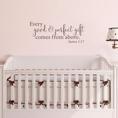 Lamb Theme Nursery Wall Quote Ecclesiastes Song Of Solomon - Bible verse nursery wall decals