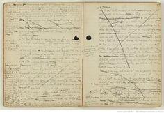 marcel proust's notebook, n.d. (http://gallica.bnf.fr/ark:/12148/btv1b6000495j.image.f11.langFR)