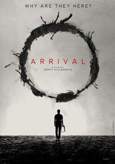 Resultado de imagen de arrival poster