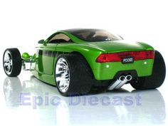 Epic And Exotic Green Chip Foose Cars For Sale Download Photos Of Chip Foose Cars For Sale Ebay