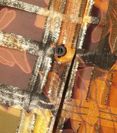 Metallic Silk-Blend Shirt - Dries Van Noten | mytheresa.com