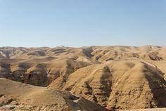 SCENARI X PRESEPE - ISRAELE DESERTO DELLA GIUDEA