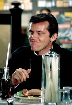 Jack Nicholson in Carnal Knowledge, 1971.